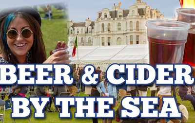 May 25th-27th - Beer and Cider by the Sea