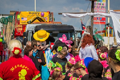 May 26th - Eastbourne Sunshine Carnival