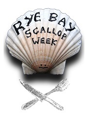 Feb 24th-4th March - Rye Bay Scallop Week